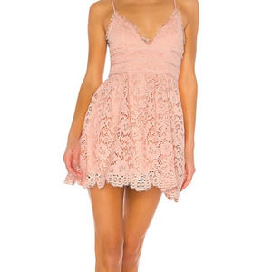 NWT NBD Give it Up Dress S
